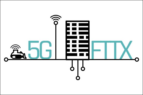 IKT und 5G auf der Baustelle