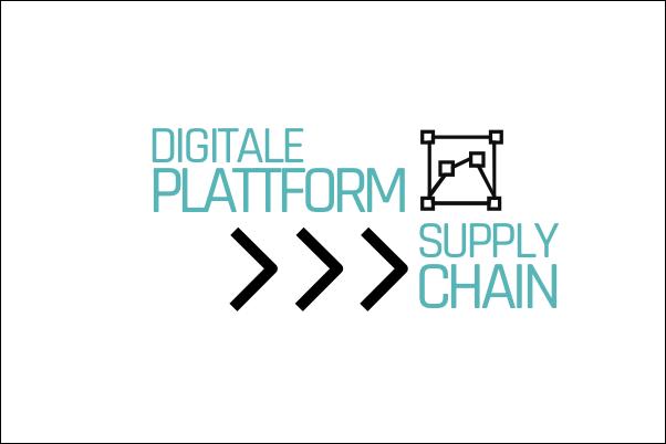 Plattform-Technologien und Bau-Supply-Chain